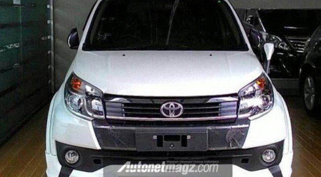 New Toyota Rio Rancho >> all new toyota rush terbaru 2015,facelift all new toyota ...