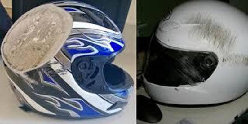 perbedaan-helm-jepang-dan-tiongkok,buktikan kekuatan helm jepang dan helm tiongkok,perbedaan helm produk jepang dan produk tiongkok,bukti kekuatan helm jepang dan helm tiongkok