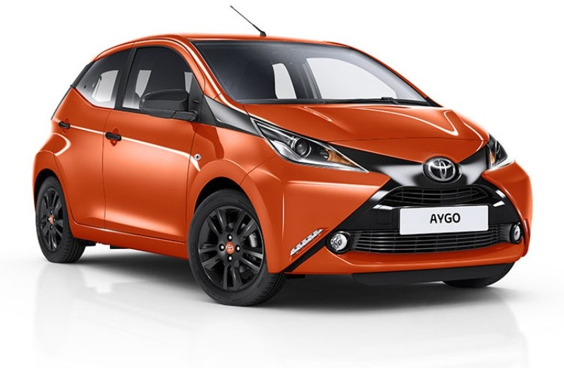 toyota aygo x cite 2015 terbaru bintom juni 2017. Black Bedroom Furniture Sets. Home Design Ideas