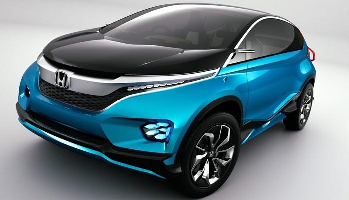Honda Brio Versi SUV