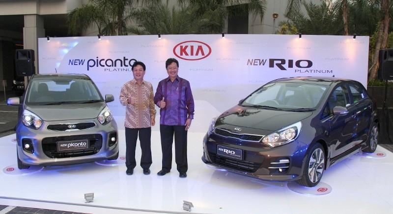 KIA Rio dan KIA Picanto terbaru