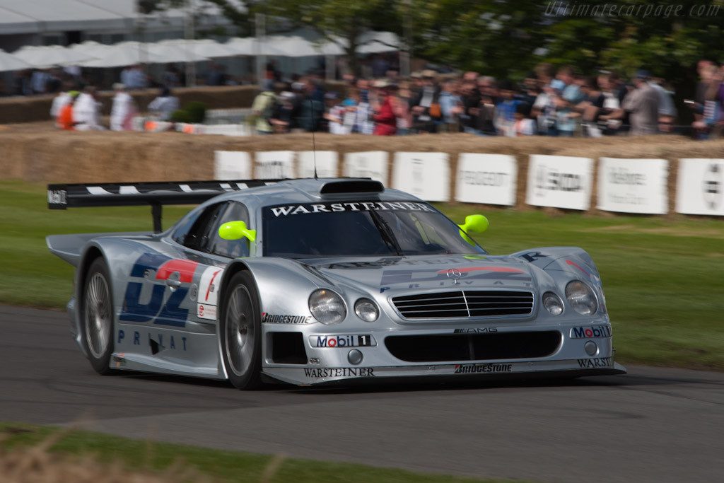 1997 Mercedes Benz CLK GTR