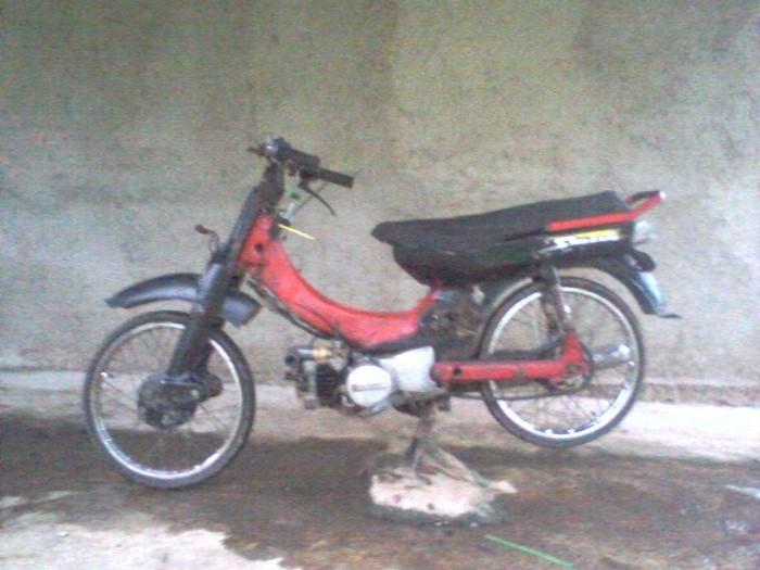 motor drag jadul