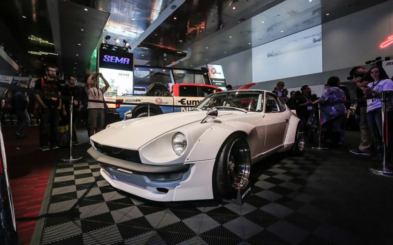 Datsun 240Z Sung Kang