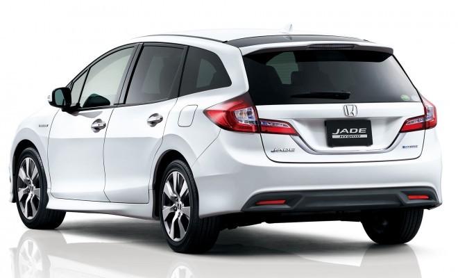 Honda Jade Akan Dipasarkan Di Tanah Air 2016