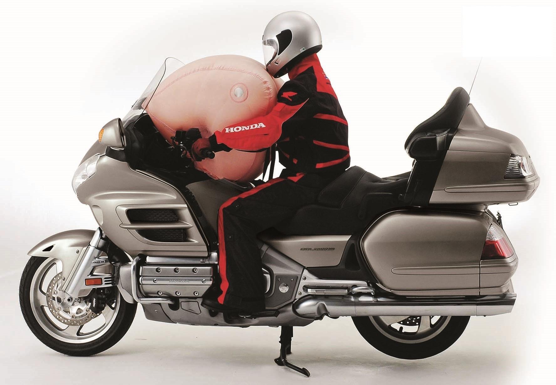 sistem airbag honda