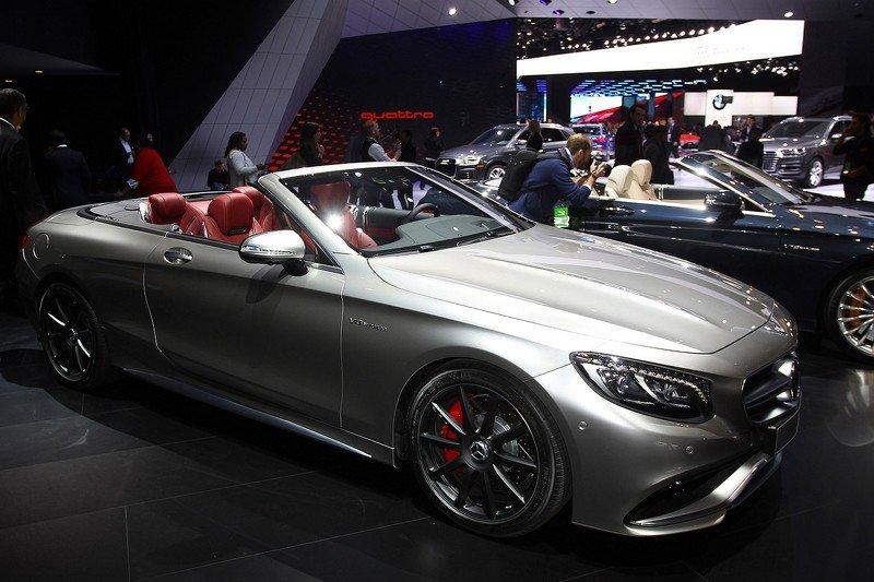 Mercedes Benz S63 4MATIC Cabriolet 130 Editon