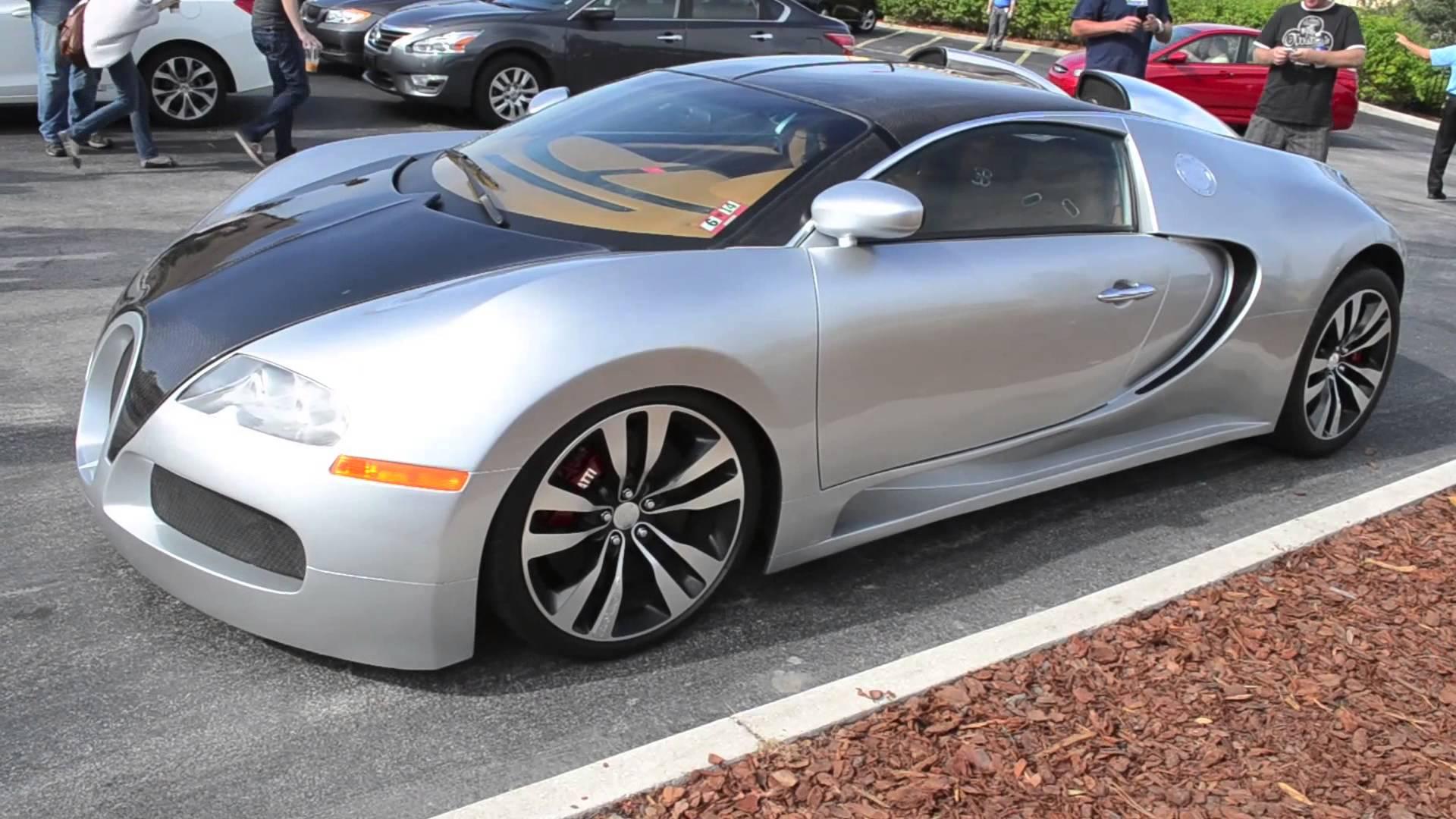 bugatti veyron replika