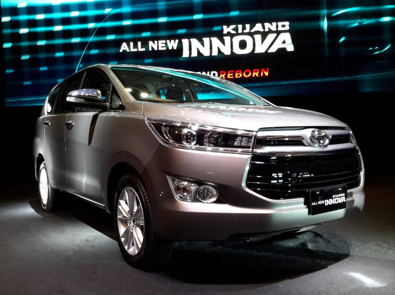 Toyota All New Kijang Innova