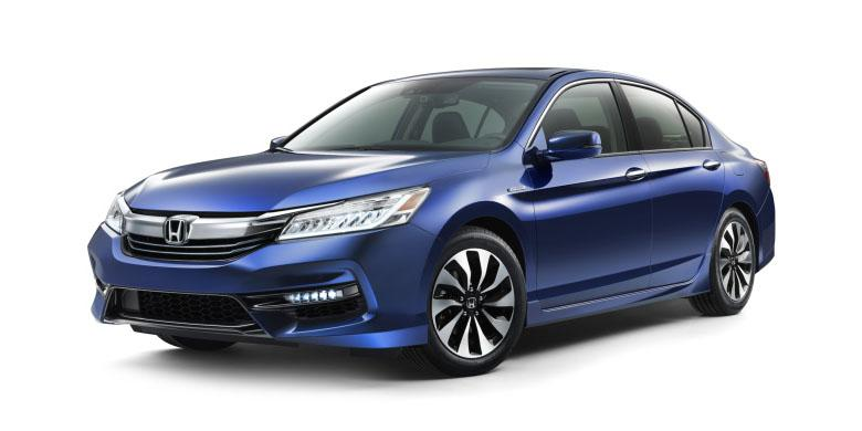 honda accord hibrida