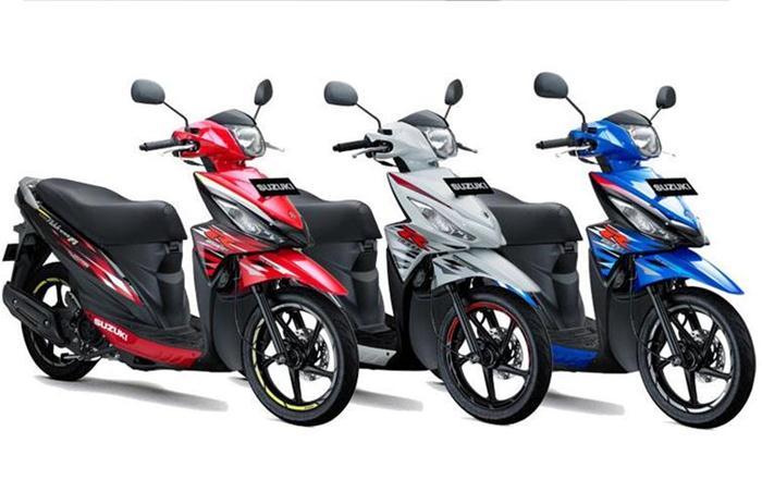 Suzuki New Address