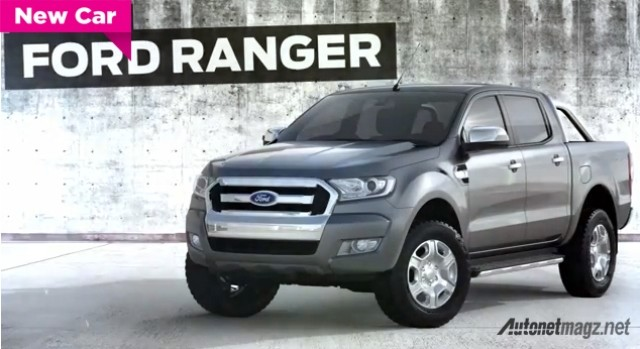 all new ford ranger,mobil terbaru ford,all new ford ranger terbaru 2015,ford ranger terbaru 2015,kehadiran mobil terbaru ford indonesia,tampilan terbaru all new ford ranger 2015