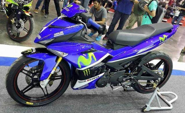 yamaha mx king 150 livery movistar,yamaha mx king 150 movistar,yamaha mx king 150 terbaru movistar,livery movistar motogp mx king 150,yamaha mx king 150 livery movistar motogp
