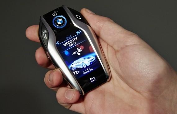 remot control BMW seri 7
