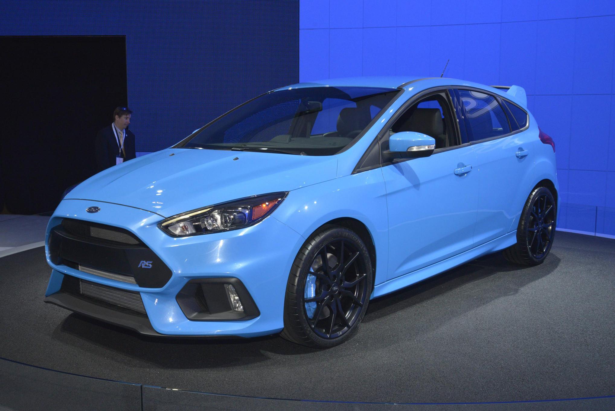 Ford Focus Rs Edisi