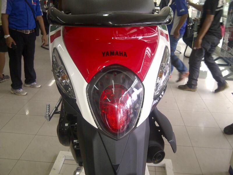 Yamaha Fino FI Motor Matic
