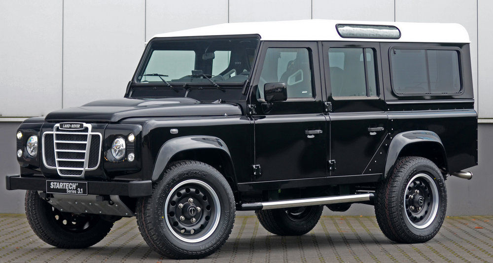 new defender startech