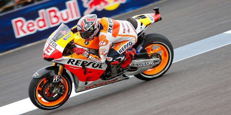 Hasil Kualifikasi MotoGP Indianapolis