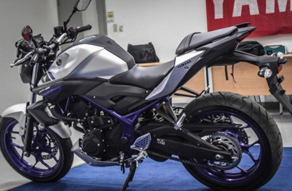 Yamaha Mt 15 Meluncur Di Indonesia Tahun 2016 Bintom